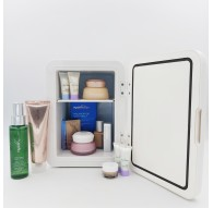 LED Light Beauty Fridge 8L